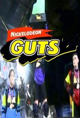 Affiche Nickelodeon GUTS