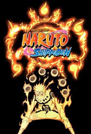 Affiche Naruto Shippuden Kai