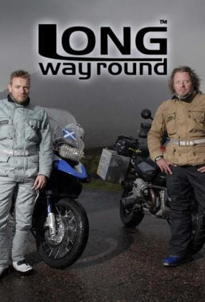 Affiche Long Way Round (Special Edition)