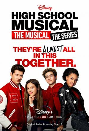 Affiche High School Musical: The Musical: The Series