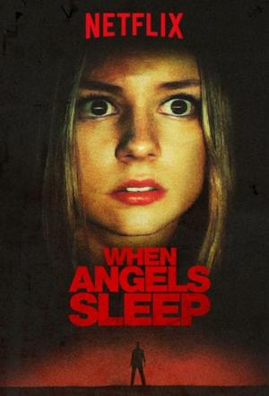 Affiche When Angels Sleep