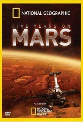 Affiche Five Years on Mars