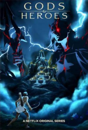 Affiche Blood of Zeus
