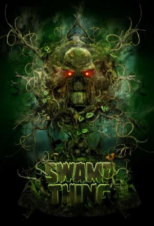 Affiche Swamp Thing (2019)