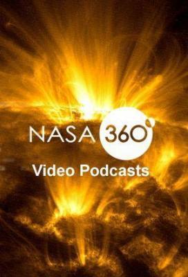 Affiche NASA 360 Vodcasts