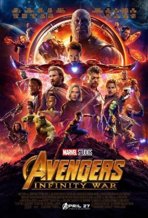 affiche Marvel Cinematic Universe Movies