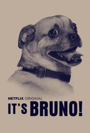 Affiche It's Bruno