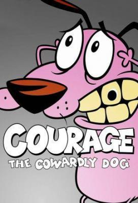 Affiche Courage the Cowardly Dog