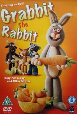 Affiche Grabbit The Rabbit