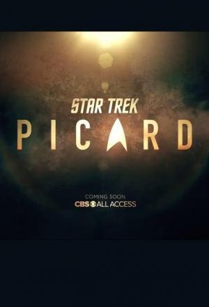 Affiche Star Trek: Picard