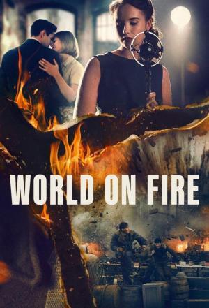 Affiche World on Fire