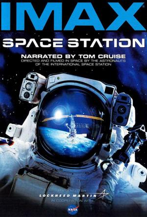 Affiche Space Station