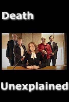 Affiche Death Unexplained