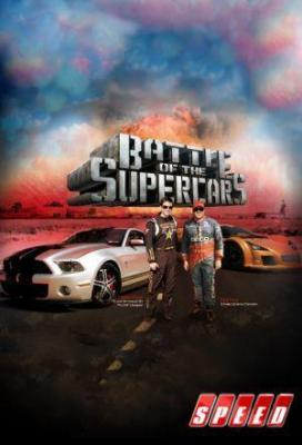 Affiche Battle of the Supercars