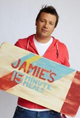 Affiche Jamie's 15 Minute Meals