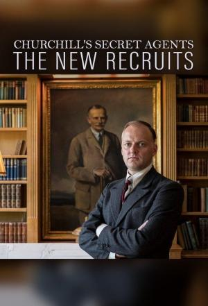 Affiche Churchill's Secret Agents: The New Recruits