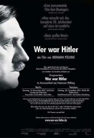 affiche The Hitler Chronicles