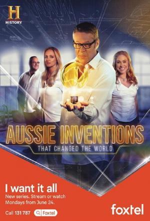 affiche Aussie Inventions That Changed The World
