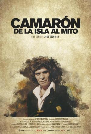 Affiche Camarón Revolution