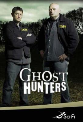 Affiche Traqueurs de fantômes