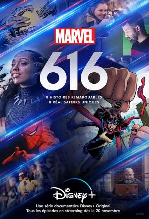 affiche Marvel's 616