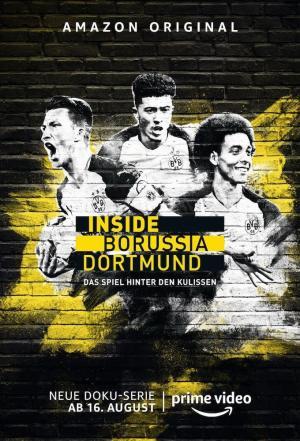 Affiche Inside Borussia Dortmund