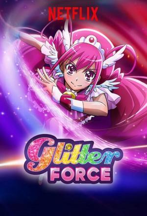 Affiche Glitter Force