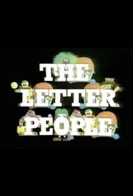 Affiche The Letter People