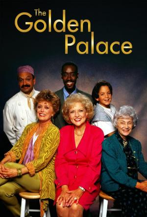 Affiche The Golden Palace