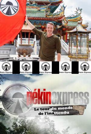 affiche Pékin Express : Le tour du monde de l'inattendu