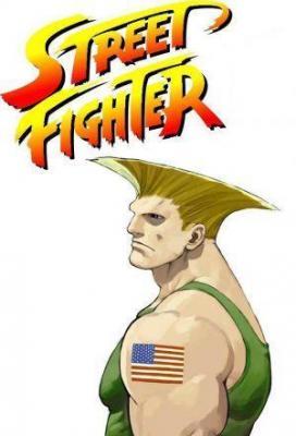 Affiche Street Fighter
