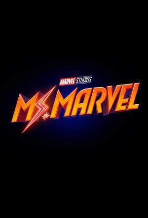 affiche Ms. Marvel