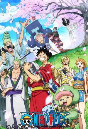 Affiche One Piece Yabai