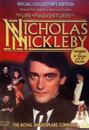 Affiche The Life and Adventures of Nicholas Nickleby