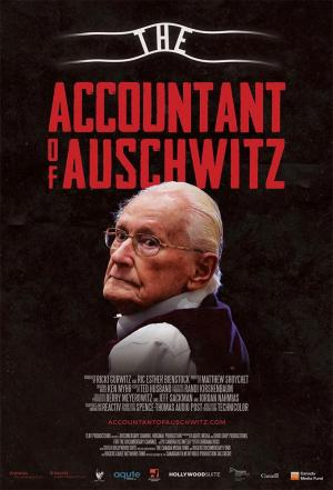 Affiche The Accountant of Auschwitz