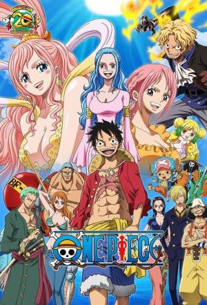 Affiche One Piece Deluxe