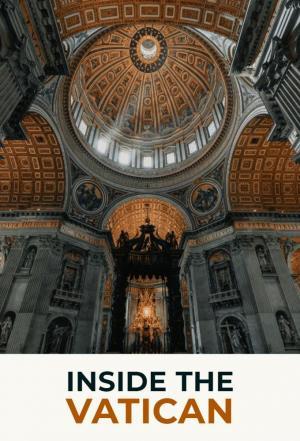 Affiche Inside the Vatican (2019)