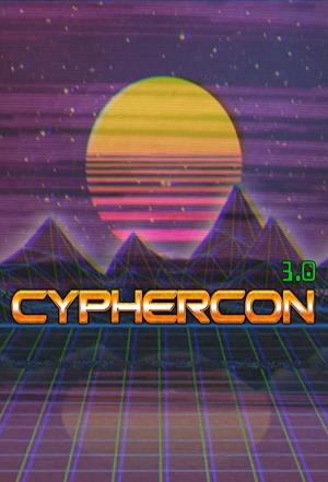 Affiche Hackers of CypherCon