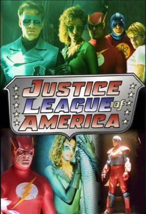 Affiche Justice League of America  (1997)