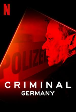 Affiche Criminal : Allemagne