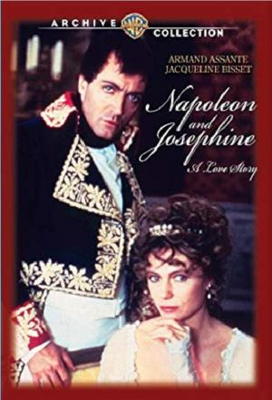 affiche Napoleon and Josephine: A Love Story