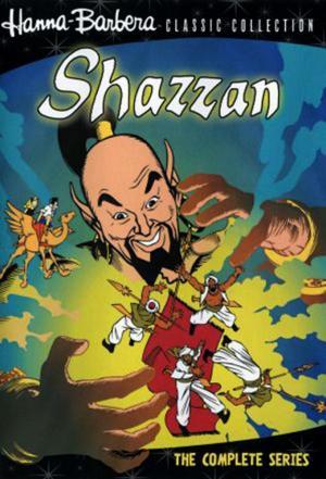 Affiche Shazzan!