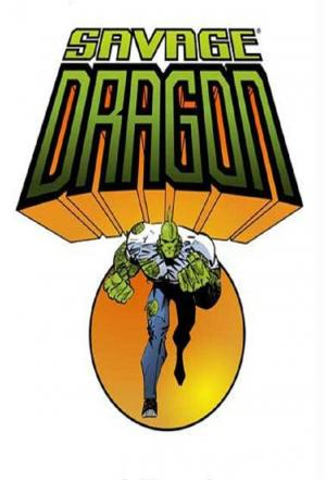 Affiche The Savage Dragon