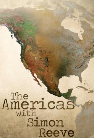 Affiche The Americas with Simon Reeve