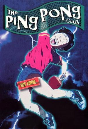 Affiche Ping-Pong Club