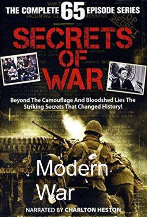 affiche Secrets Of War: Modern War