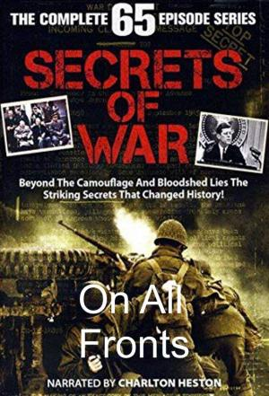 affiche Secrets Of War: On All Fronts