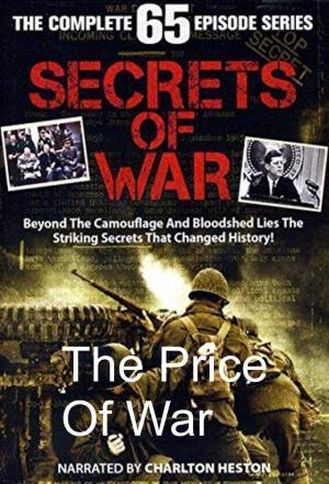 affiche Secrets Of War: The Price of War