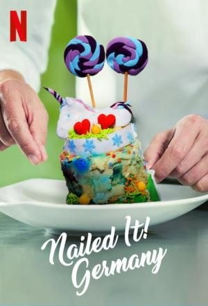 Affiche C'est du gâteau ! Allemagne