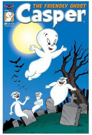 affiche Casper The Friendly Ghost